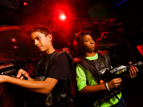 Stratum Laser Tag | Stratum boasts a 13,000-square-foot