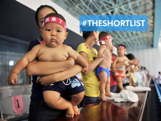 The Short List: China adopts new child policy