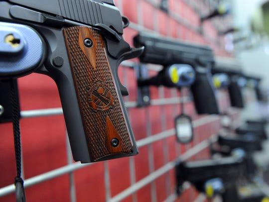 Gun legislation