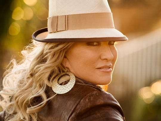 """It was 44 years ago that Tanya Tucker had her first hit with """"Delta Dawn."""" She performs Saturday at the Meyer Theatre."""
