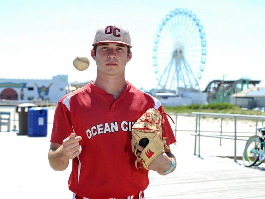 Ocean City's Sean Mooney