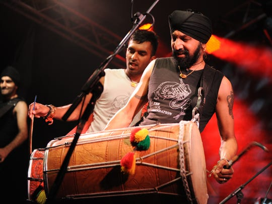 The Dhol Foundation, Dhol & Bhangra percussion, UK/England
