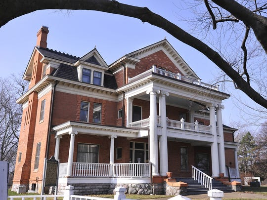 The city-owned Turner-Turner Dodge House is included in a book about Lansing architect Darius Moon.