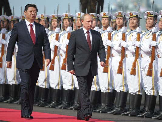 AP CHINA RUSSIA PUTIN I CHN