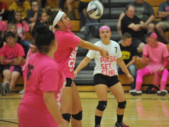 It was the best match the Lady Redmen have played all