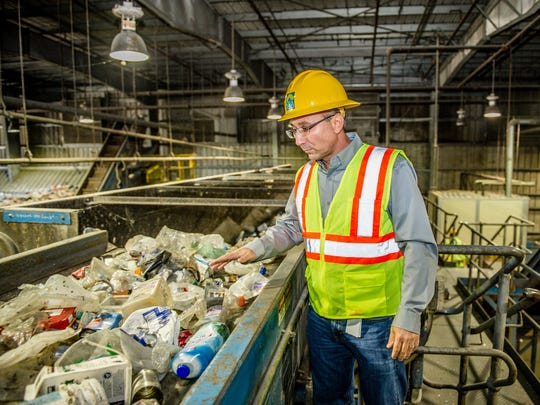 Solid Waste Authority team members say they are proud of what Palm Beach County is accomplishing, and feel fortunate to have the dual bin system.