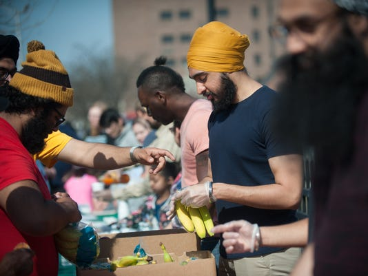 CHL Sikh outreach in Camden