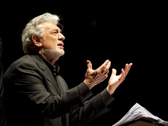 Westlake Legal Group 636685560439875589-EPA-SPAIN-FESTIVAL-PERALADA Women accuse opera legend Placido Domingo of sexual harassment, retaliation in AP report