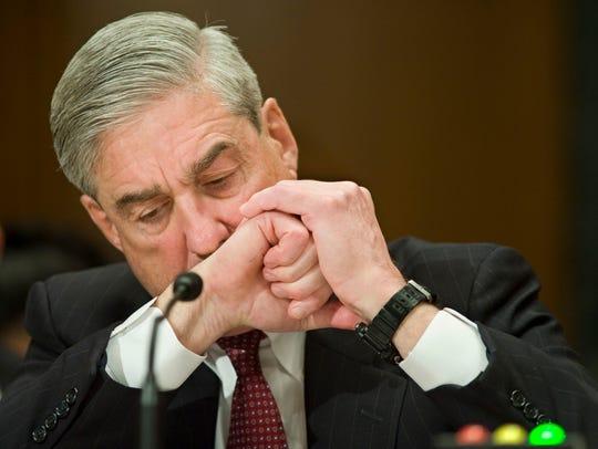 Robert Mueller, fiscal especial.