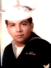 Jesus Vera Jr. served in Vietnam in 1965.