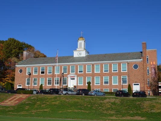 Hagan Hall Iona College