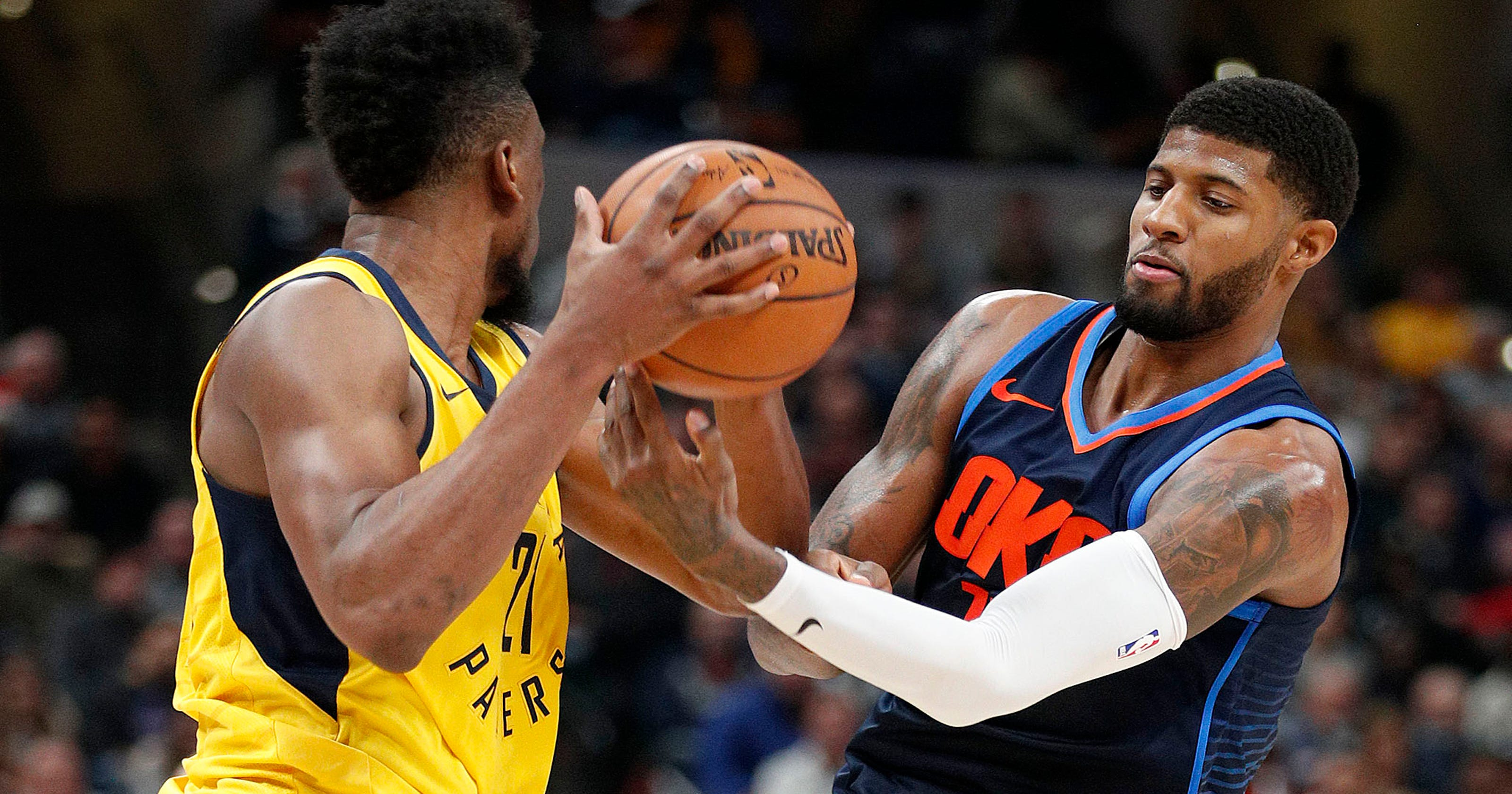cd41e9407c2 Pacers  If loathing Paul George is wrong