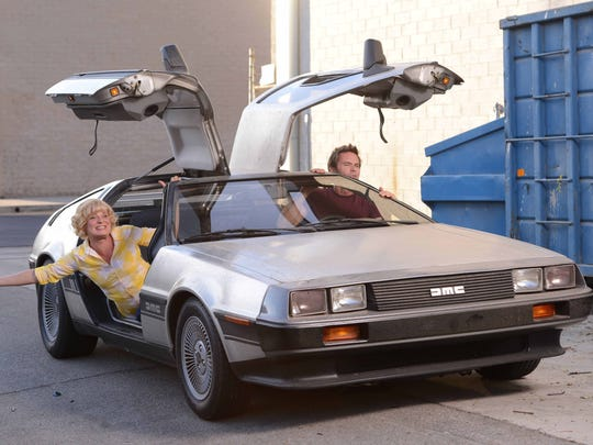 DeLorean's sports car never made it into a long-lasting