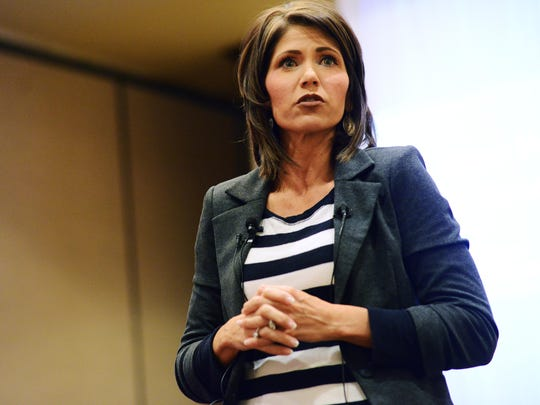 Rep. Kristi Noem, R-S.D., will be playing in honor of Maggie Einrem at the congressional women's softball game Wednesday. Einrem was diagnosed with breast cancer two years ago. Her cancer is now in remission.