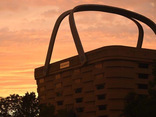 Longarberger Basket