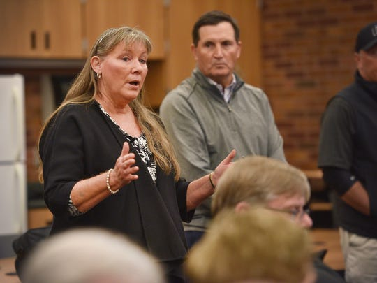 City Councilor Theresa Stehly faces criticism for blocking people on her Facebook page.