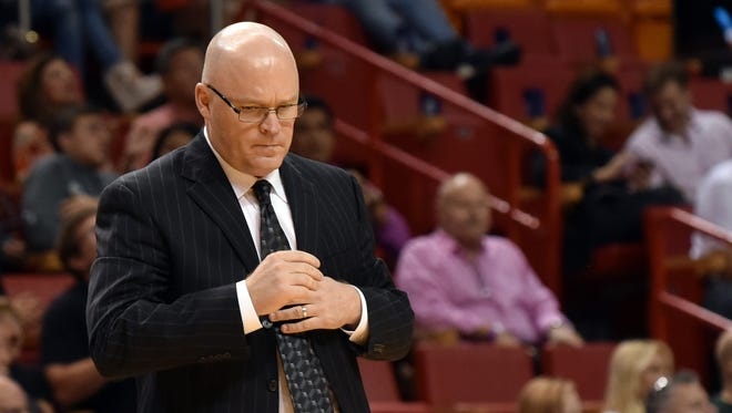 Scott Skiles is out in Orlando after one season.