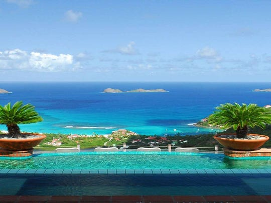 Steve Martin's Martin's Villa Au Soleil in St. Barth was previously priced at $11.59 million and is now reduced to $8.91 million.