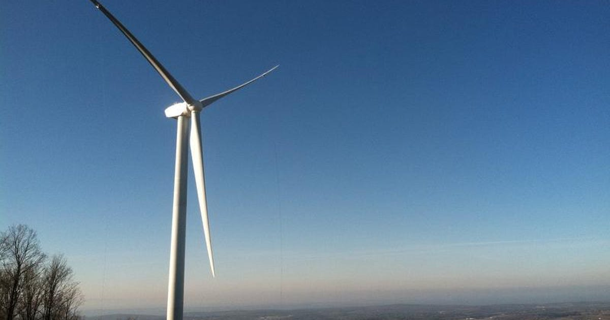 Swanton wind power plan filed with regulators for Wind mobile family plan