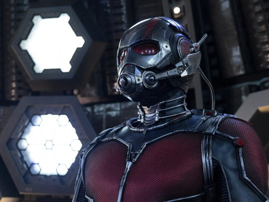 'Ant-Man' sequel 'Ant-Man and the Wasp' will squeeze