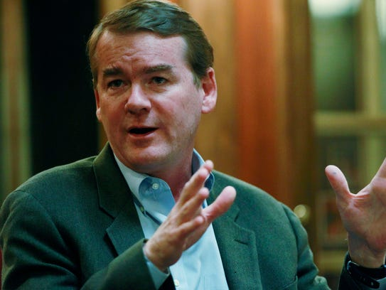 Sen. Michael Bennet, D-Colo., is chairman of the Agriculture