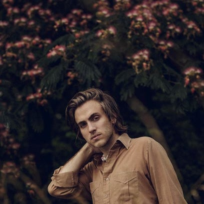 Andrew Combs at his melancholy best on 'Canyons of My Mind'