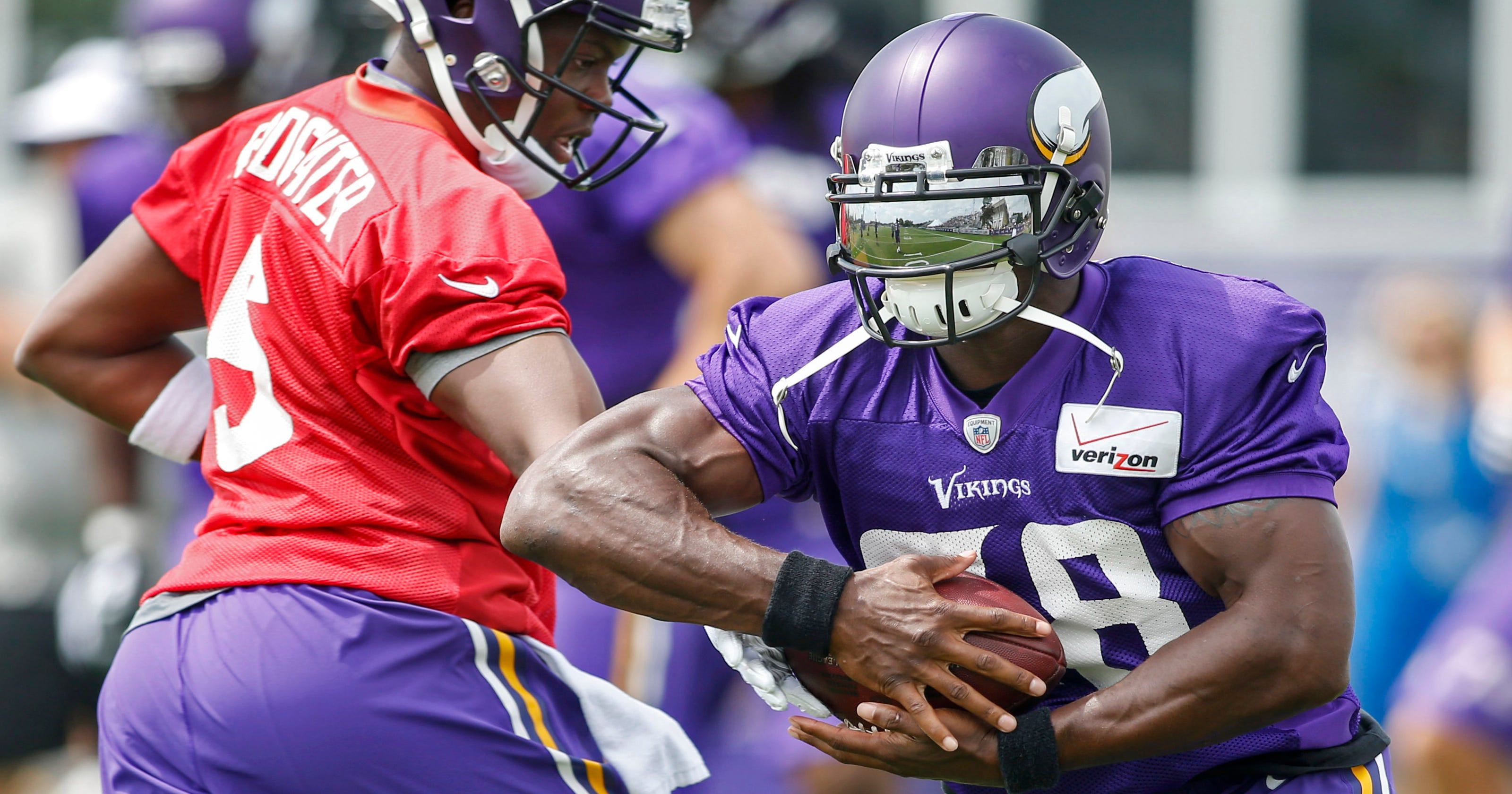 Vikings offseason report  NFC North champs need Teddy Bridgewater to do  more than hand off 9d0710810