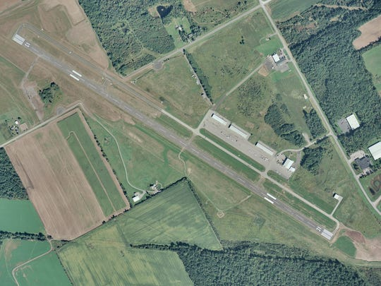 The extended runway made all the difference in how the airport could be used and who could use it.