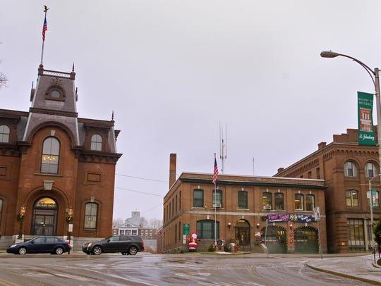 St. Johnsbury is seen on Wednesday, December 21, 2011.
