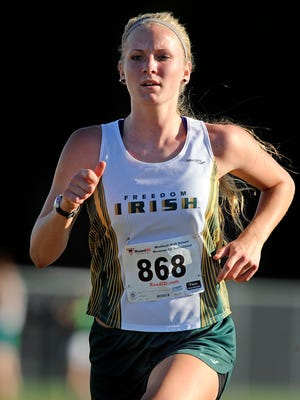 Freedom track athlete Lauren Peters will join teammate Jenny Miller as this week's guests on Varsity Roundtable.