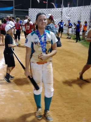 Layne Chesney, 14, was burned over 95 percent of her body during a tragic New Year's Eve accident involving a fire pit and gasoline.