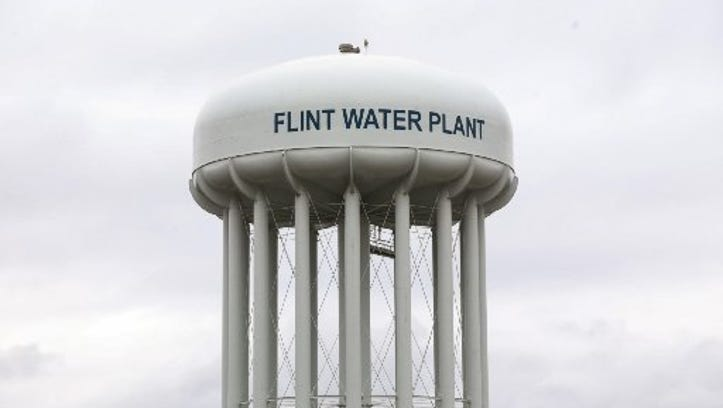 Flint may be purchasing treated drinking water from Genesee County late next year.