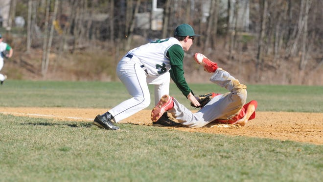 Kinnelon junior baseball standout Vincent DiNicola was selected to participate in Thursday's fifth-annual Garden State Baseball Underclass Games at Diamond Nation in Flemingston, NJ.