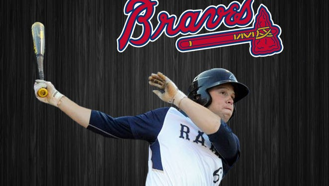 Roberson's Braxton Davidson is now a minor-league baseball player in the Atlanta Braves organization.