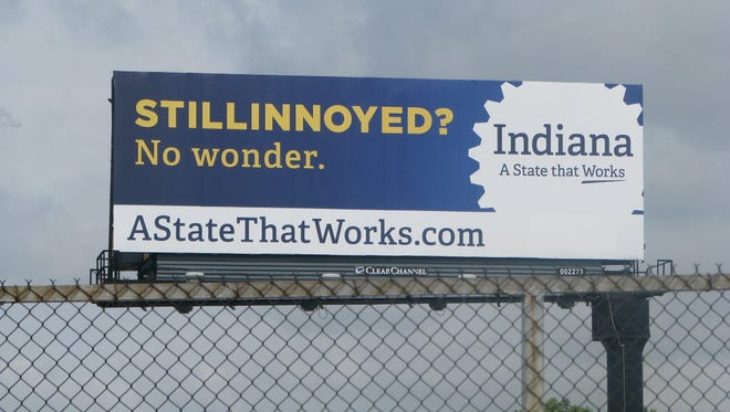 GOP governors, including Indiana Gov. Mike Pence and Texas Gov. Rick Perry, have made aggressive efforts to tout what they say are their states' business-friendly environments. Indiana has even bought billboards in the Chicagoland area to try to lure Illinois businesses to the Hoosier state.