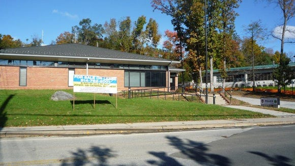 The town of Ossining dissolved its local force and currently contracts for police services from Westchester County, which temporarily used a newly-built headquarters on North State Road as a substation. Now vacant, the town's 8,340-square-foot building is up for sale.