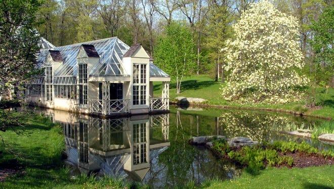 Stonecrop Gardens in Cold Spring