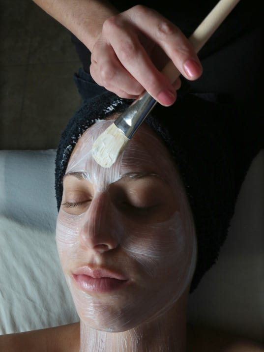Pumpkin facial 2