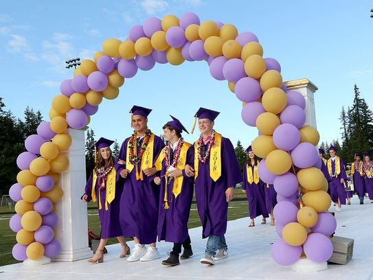 North Kitsap High School Class of 2018 Commencement