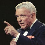 Saturday would have been Frank Sinatra's 100th birthday, had the Chairman of the Board not died in 1998.
