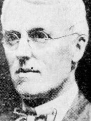 William H. Fischer, editor and publisher of the New Jersey Courier.