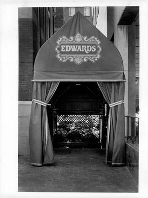 Edwards was well known for its exquisite cuisine offerings.
