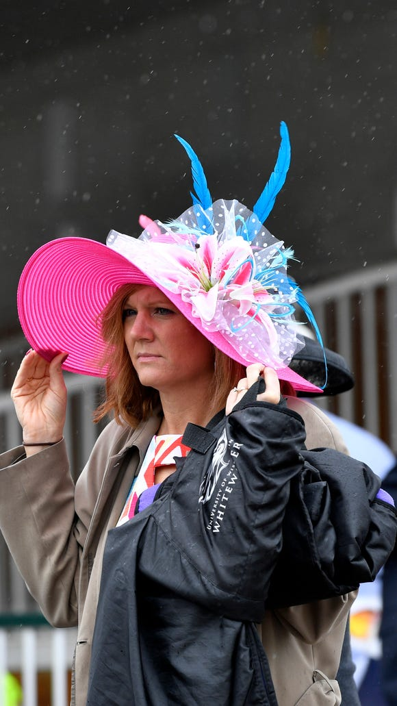 Kentucky Derby hats were crazy in 2017, as always, but we found the best