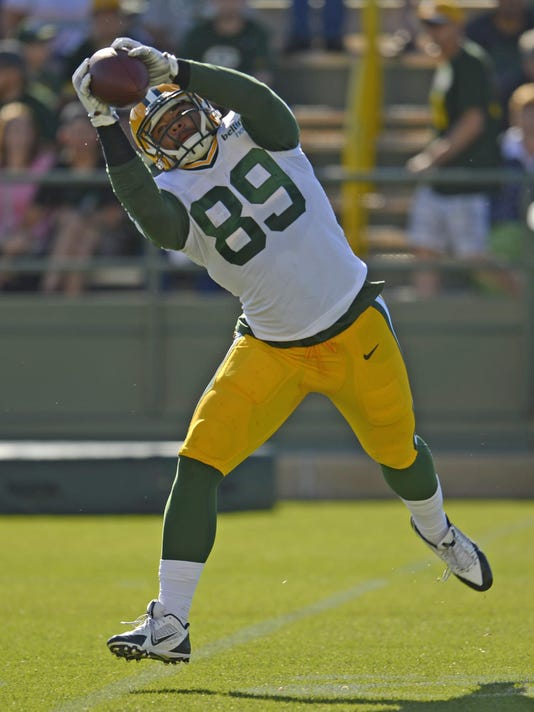 GPG Packers training camp 080115