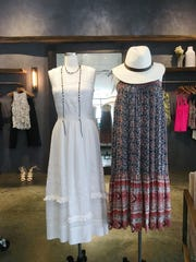 This white prairie dress is an instant summer style staple. Ulla Johnson Alice Dress ($632) at Emerson Grace.