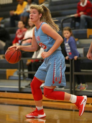 University School of Jackson's Anna Jones  has been one of the top scorers in West Tennessee for the past two seasons.