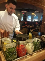 Tableside guacamole is a must at Uncle Julio's.