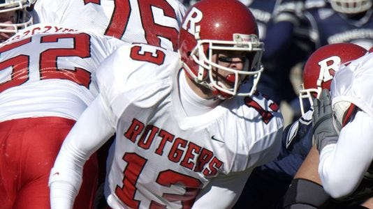 Former Rutgers QB Ryan Hart is facing a bid to have him removed from name-and-likeness case.