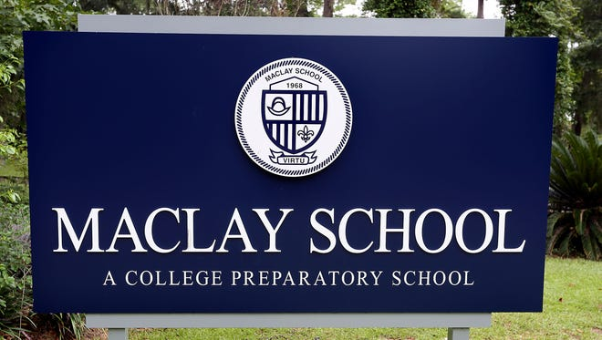 Maclay School is a non-sectarian, private college prep school.