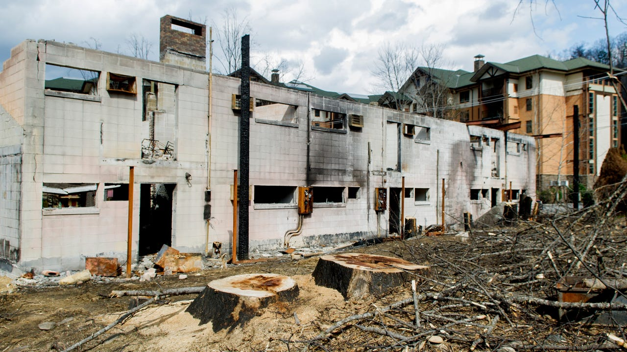 VIDEO: Recovery 90 days after Gatlinburg wildfires